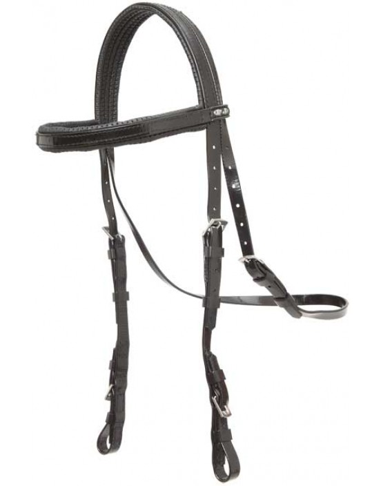 Zilco Padded Bridle