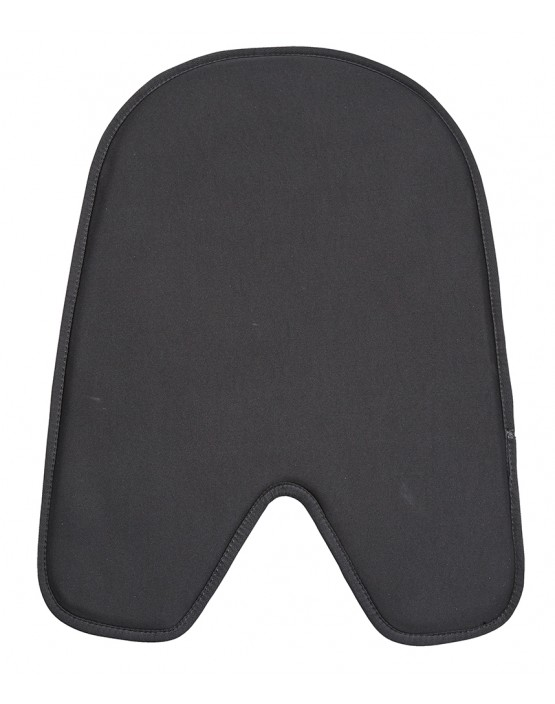 Norton 'Gel' Back Pad with Cutback