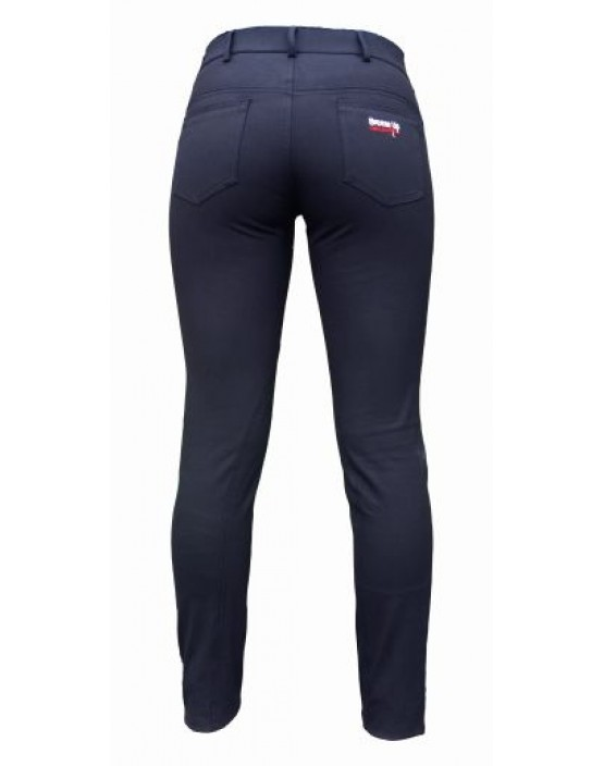 Breeze-Up Track Work Jeans