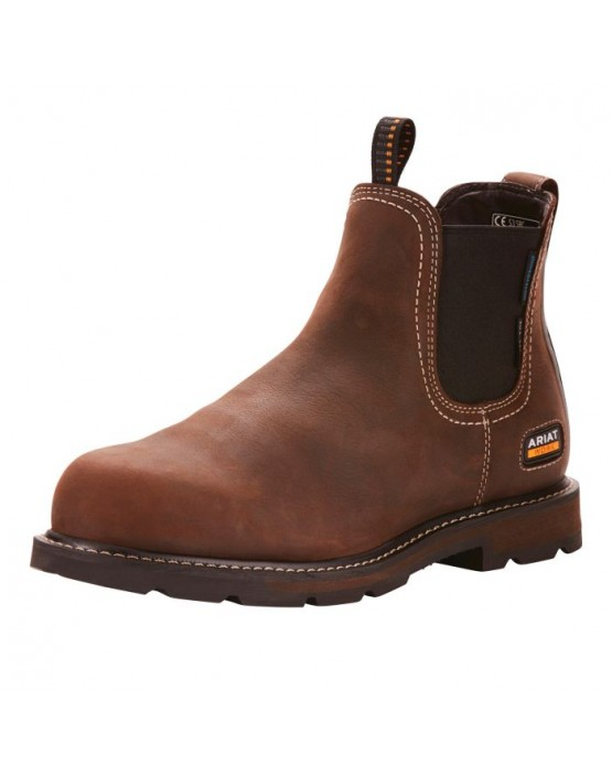 Ariat Groundbreaker Waterproof Work Boots