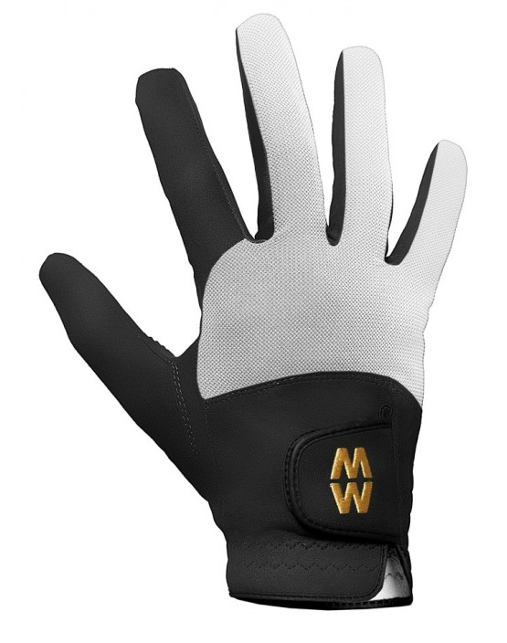 MacWet Short Mesh Sports Gloves