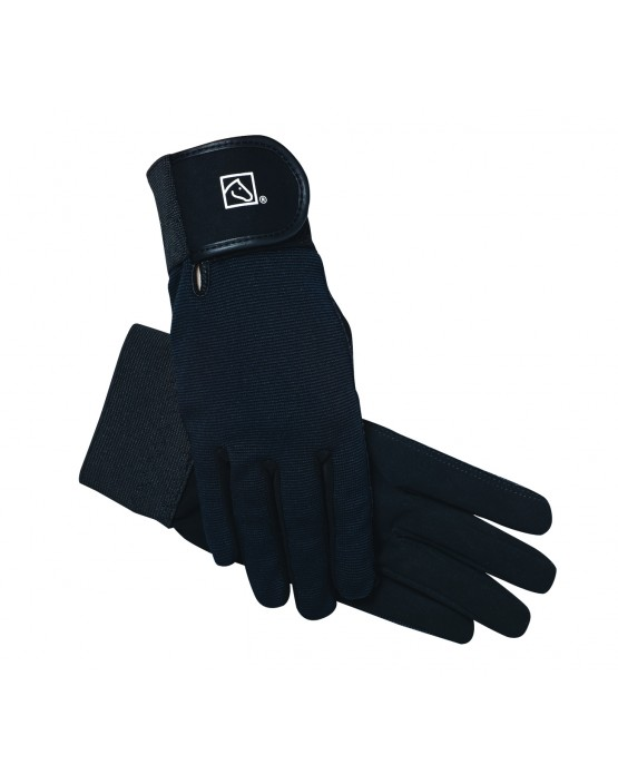 SSG All Weather Riding Gloves with Wrist Support