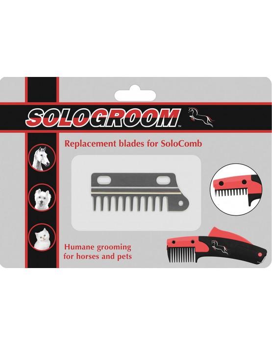 SoloComb Replacement Blades