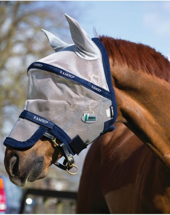 Horseware Rambo Plus Fly Mask Vamoose®