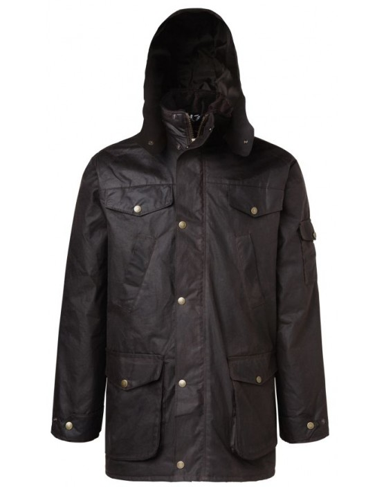 Mountain Horse Oilskin Oak Men's Jacket