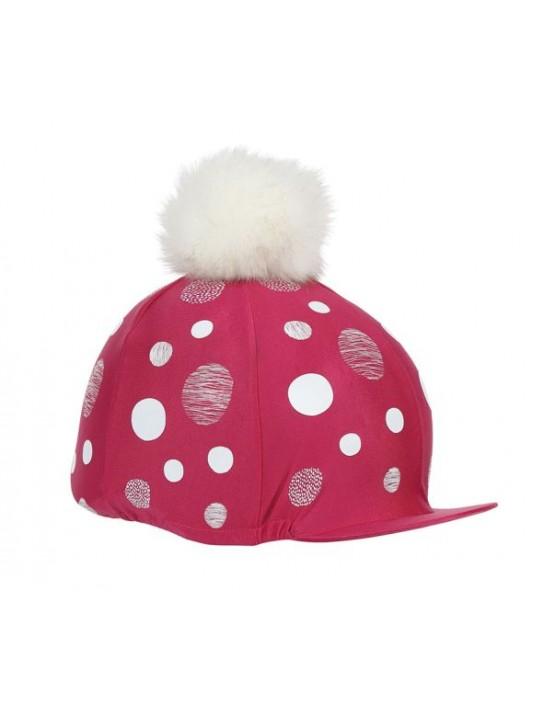 Shires Aubrion Alverstone Hat Cover Pink